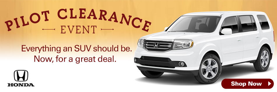Evansville Indiana Honda Clearance